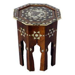 Mother of Pearl table TUR 539