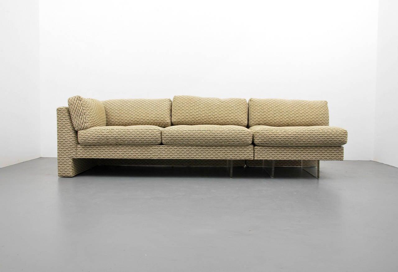 "Vladimir Kagan ""Omnibus"" Sectional Sofa 3"