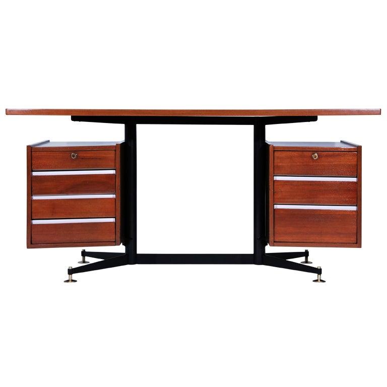 Studio pfr gio ponti antonio fornaroli alberto rosselli desk