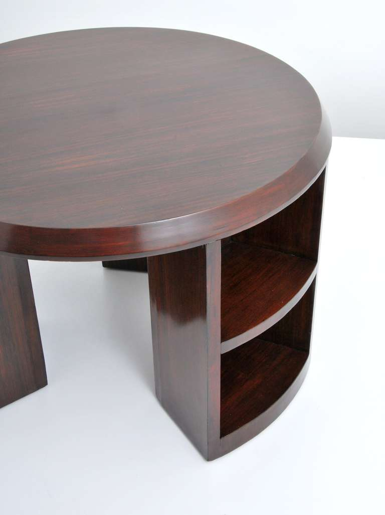 Emile Leon Bouchet Art Deco Coffee Table For Sale At 1stdibs