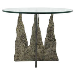 Pucci de Rossi End Table, 1987