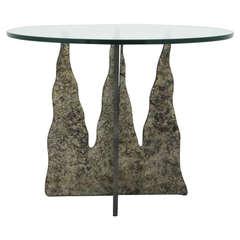 Pucci de Rossi End Table, 1987