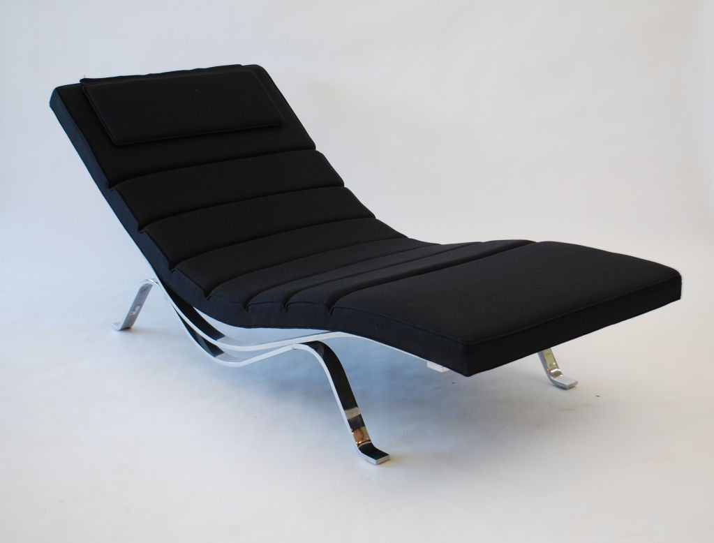 Rare Lounge Chair by George Nelson Associates image 2
