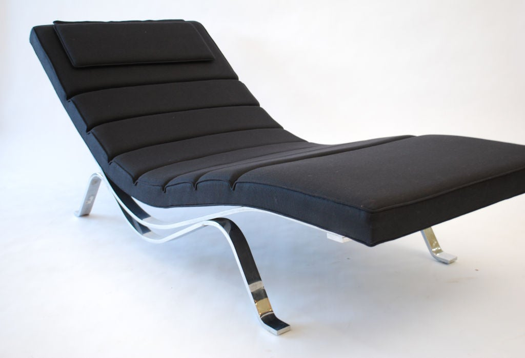 Rare Lounge Chair by George Nelson Associates image 3