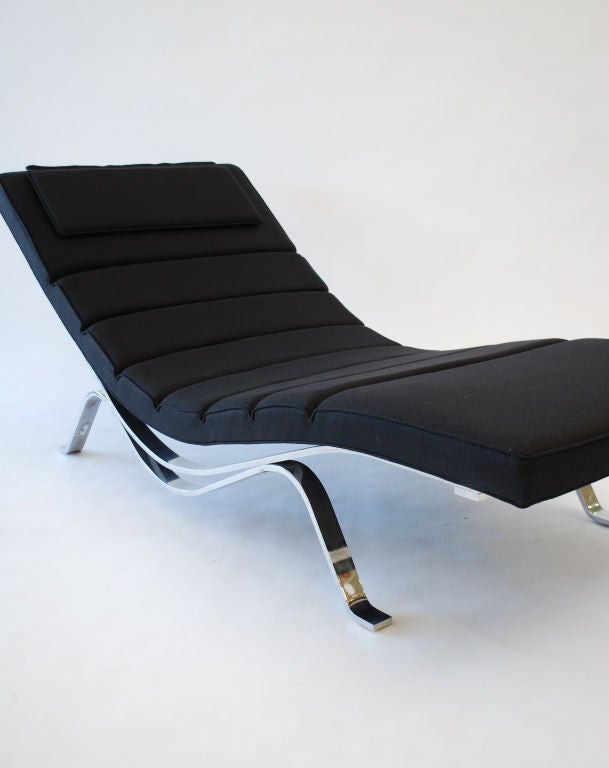Rare Lounge Chair by George Nelson Associates image 4