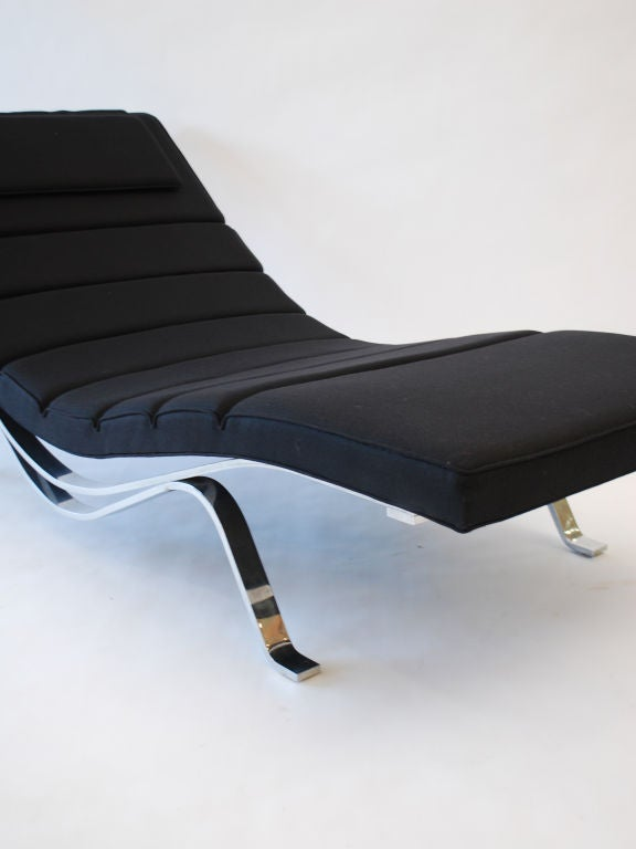 Rare Lounge Chair by George Nelson Associates image 8