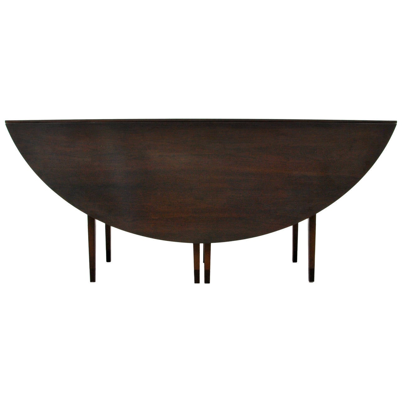 Edward wormley dining or console table for dunbar at 1stdibs for Sofa table restaurant