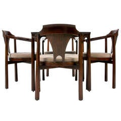 Edward Wormley Table & Chairs