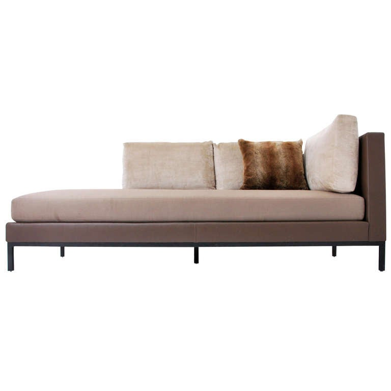 Christian Liaigre For Holly Hunt Sofa Daybed Pair Available At 1stdibs