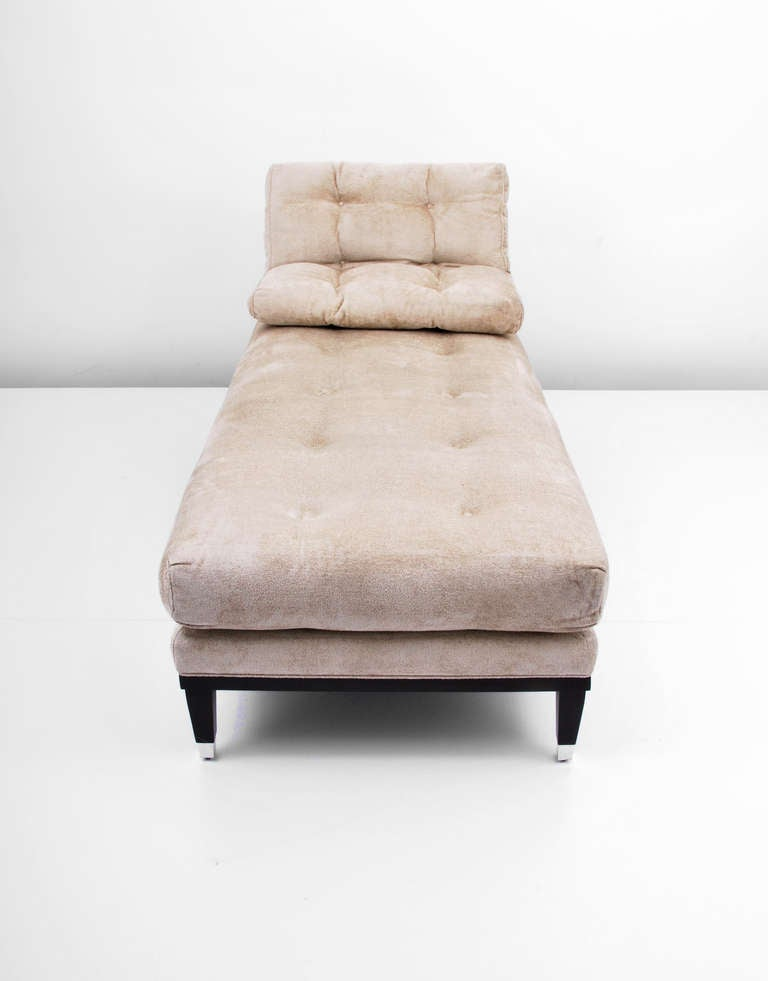 patrick naggar chaise longue daybed at 1stdibs