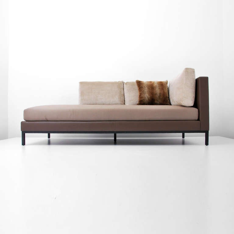 Google Images Daybeds : Christian liaigre for holly hunt sofa daybed pair