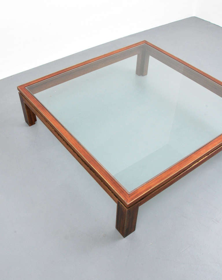 Coffee table in the manner of willy rizzo circa 1970 for for Table willy rizzo