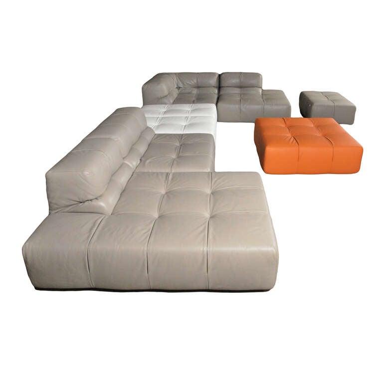 Patricia urquiola tufty time leather sectional sofa at - Patricia urquiola sofa ...