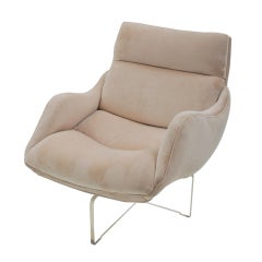 Swivel Chair by Vladimir Kagan
