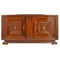 French Art Deco Cabinet by Maxime Old