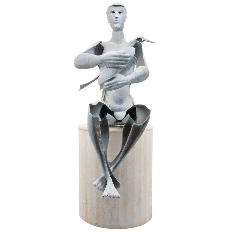 Monumental Figurative Sculpture