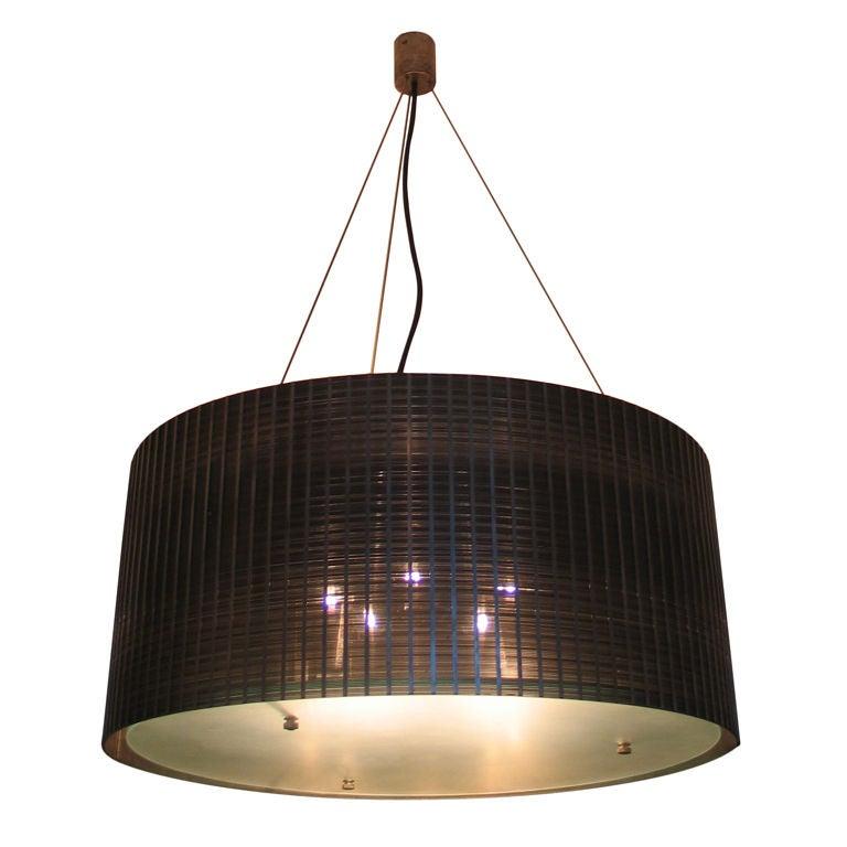70s Designed Ceiling Light At 1stdibs