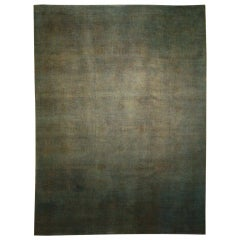 ZA3195 10x13'4 Overdyed Amadi Carpet Rug