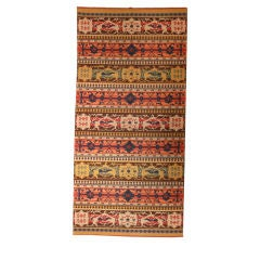 Antique Danish Wool Rug