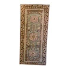 Antique Khotan Rug, Circa 1880's