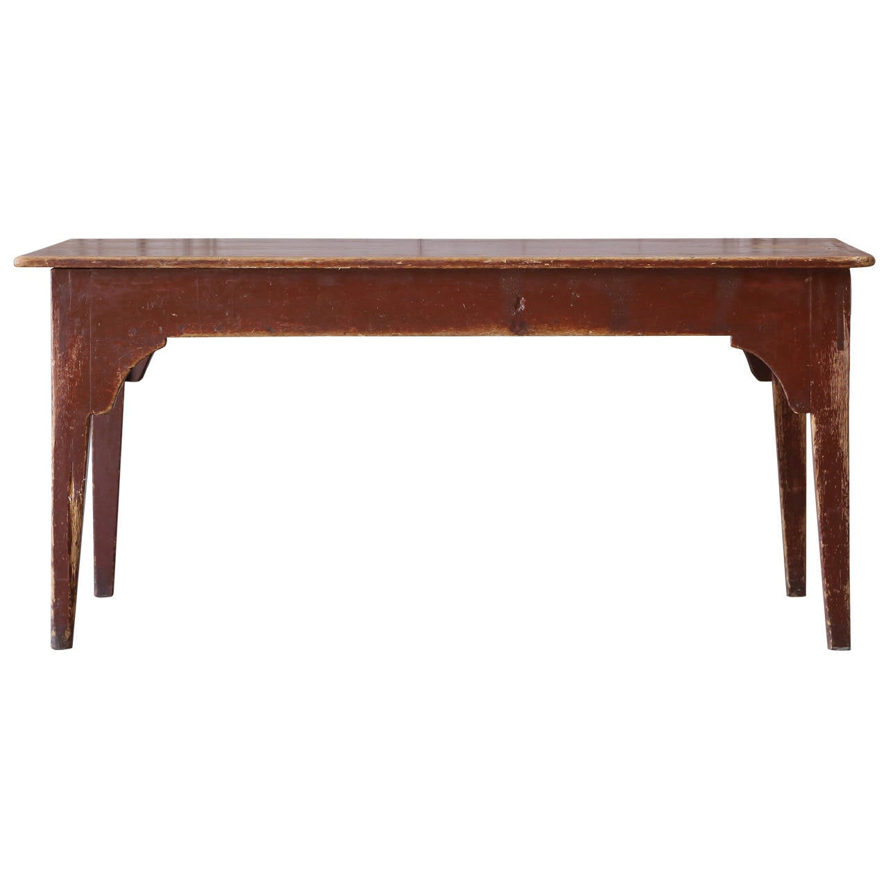 Antique Provincial Dining Table Circa 1880 For Sale At 1stdibs