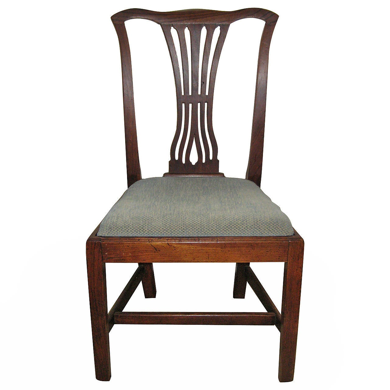 Chippendale side chair for sale at 1stdibs