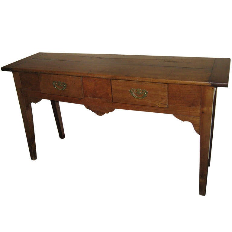 Fruitwood Sideboard