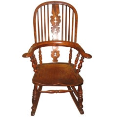 English Rocking Chair