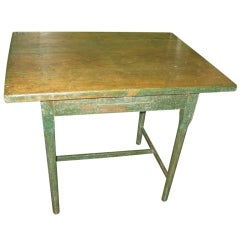 Painted Pine Table