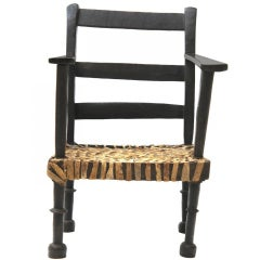 Guizon Tribe Chair North Africa
