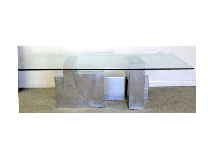 Cityscape Dining Table Paul Evans 2