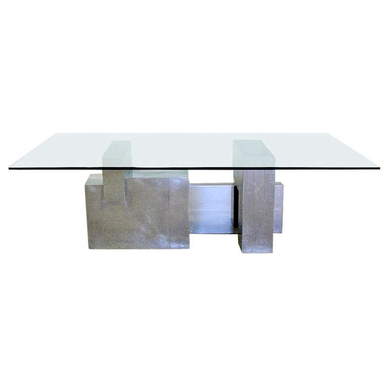 Cityscape Dining Table Paul Evans