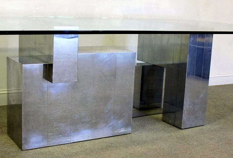 Cityscape Dining Table Paul Evans 3