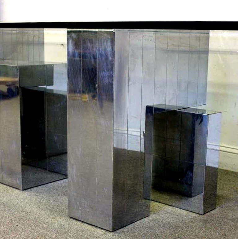 Cityscape Dining Table Paul Evans 4