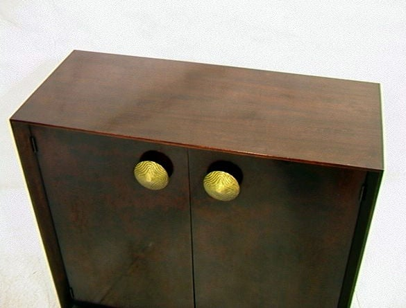 Art Deco Paldao cabinet/bookcase by Gilbert Rohde Herman Miller 4