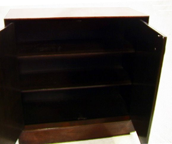 Art Deco Paldao cabinet/bookcase by Gilbert Rohde Herman Miller 7