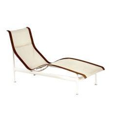 Two Vintage Chaise Lounge Richard Schultz 1966