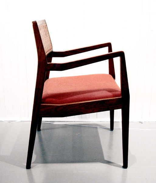 Six jens risom dining chairs at 1stdibs - Jens risom dining chairs ...