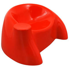 Vintage Molar Chair by Wendell Castle