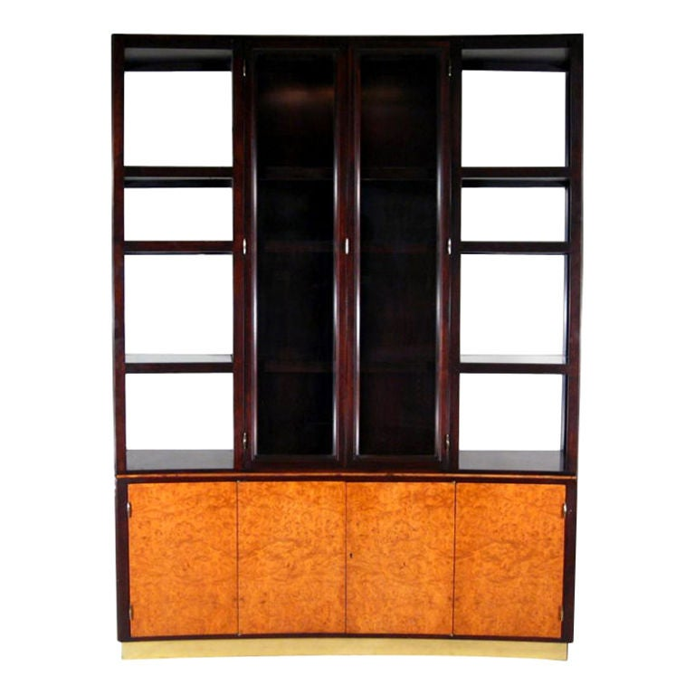 Property Brothers Two Tone Kitchen Cabinets: China Display Cabinet Edward Wormely Dunbar For Sale At