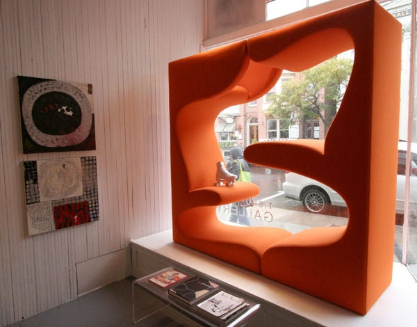 living towers by verner panton at 1stdibs. Black Bedroom Furniture Sets. Home Design Ideas