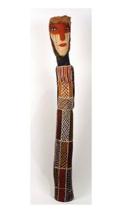 Ironwood Woman Ancestor statue Australian Aboriginal