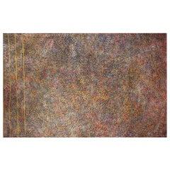 "Australian Aboriginal ""My Country Bush Seeds Dreaming"" by Kathleen Petyarre"