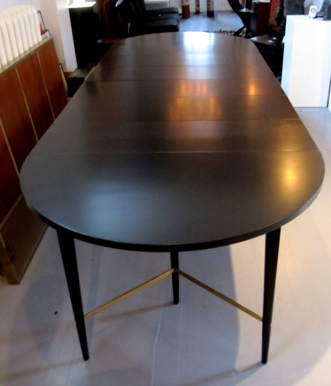 On Hold Large Banquet Extension Dining Table Paul McCobb