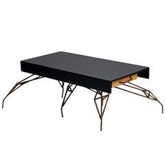 "Studio Handcrafted ""Transporter"" Coffee Table Jared Cru Smith"
