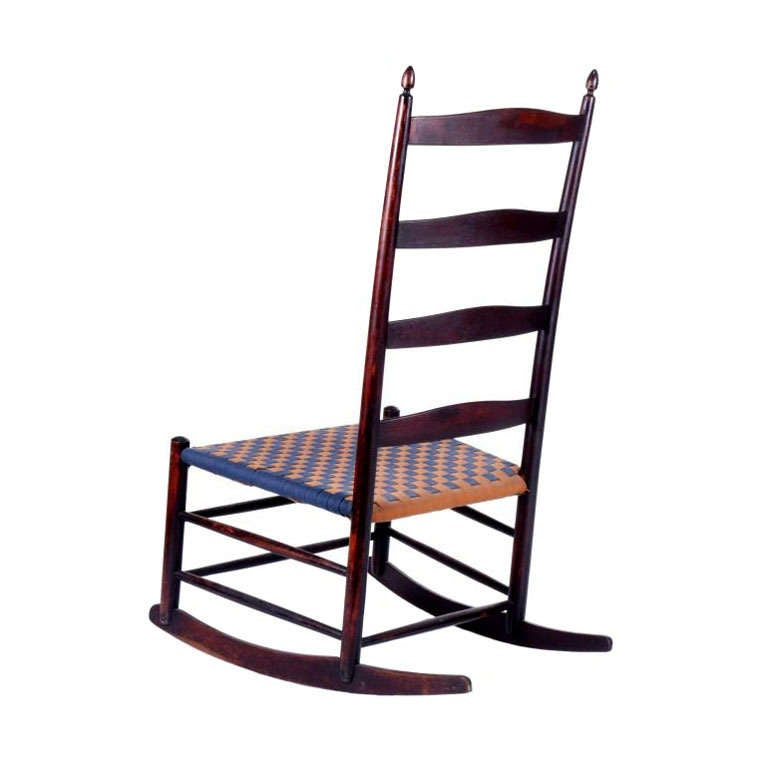 Shaker Style Rocking Chair Inspirations Home Amp Interior