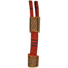 Pukumoni Pole Australian Aboriginal Art