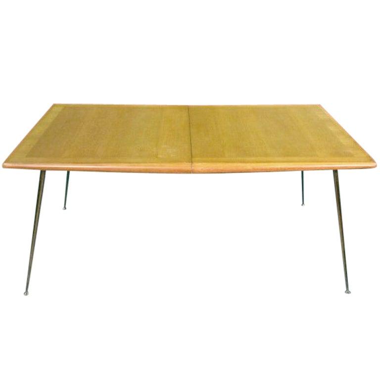 Extension Dining table T. H. Robsjohn Gibbings Widdicomb