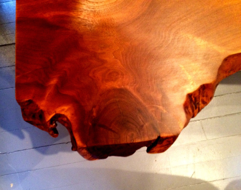Early Large Walnut Coffee Table by George Nakashima 1