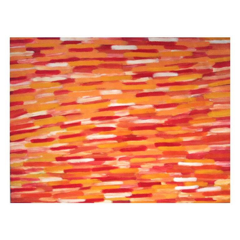 Australian Aboriginal Painting by Evelyn Pultara